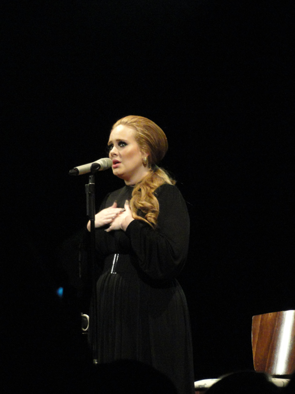 Adele Foto: nikotransmission via Flickr