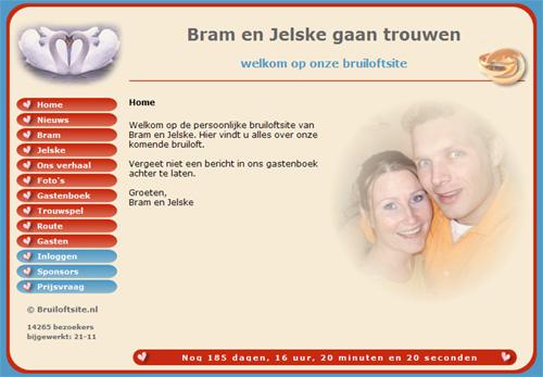 Bruiloftsite.nl