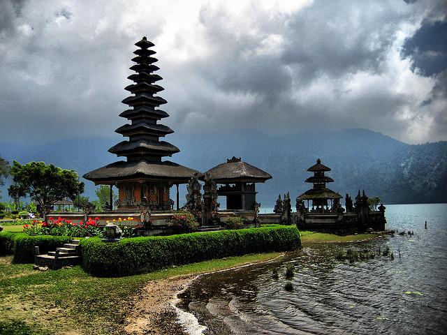 Foto: Bali temple - Joan Campderrós-i-Canas