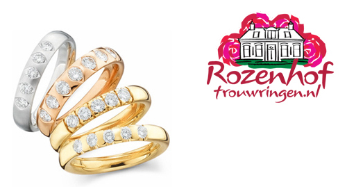 Rozenhof trouwringen